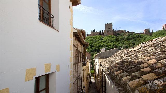 Granada apartment horno de oro street granada spain casa de oro 1a furnished apartment - Casa horno de oro ...
