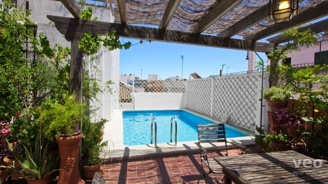 Rent vacation apartment in Seville Pedro Miguel Street Seville