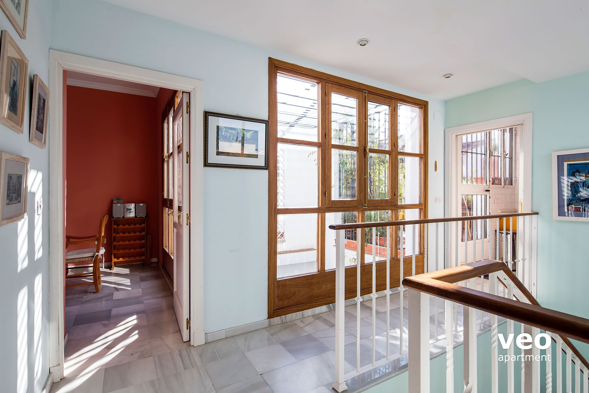 Seville Apartment Pedro Miguel Street Seville Spain | Miguel Terrace |  Furnished Apartment
