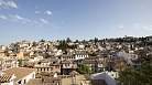 Granada Apartment - Morning view of the Albaic�n, with the famous Mirador San Nicolas on the horizon.