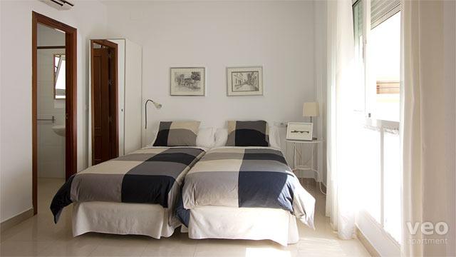 Granada apartmento calle manuel font de anta granada - Dormitorios 2 camas ...