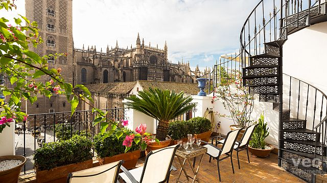 Rent vacation apartment in Seville Alemanes Street Seville