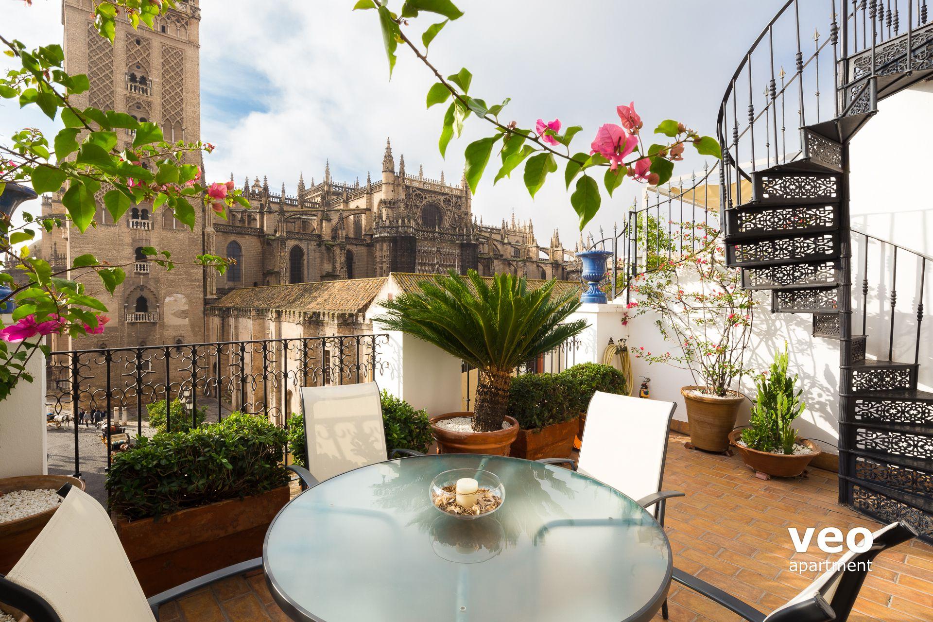 Seville Apartment Alemanes Street Seville Spain Catedral