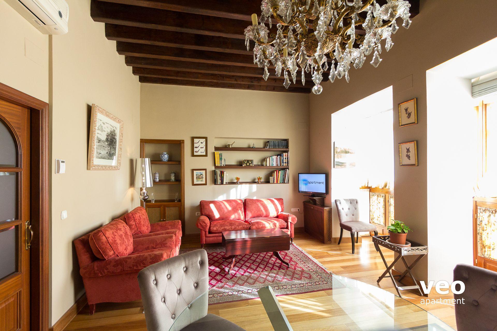 Appartement Rue Alemanes Séville Espagne | Catedral Terrasse ...
