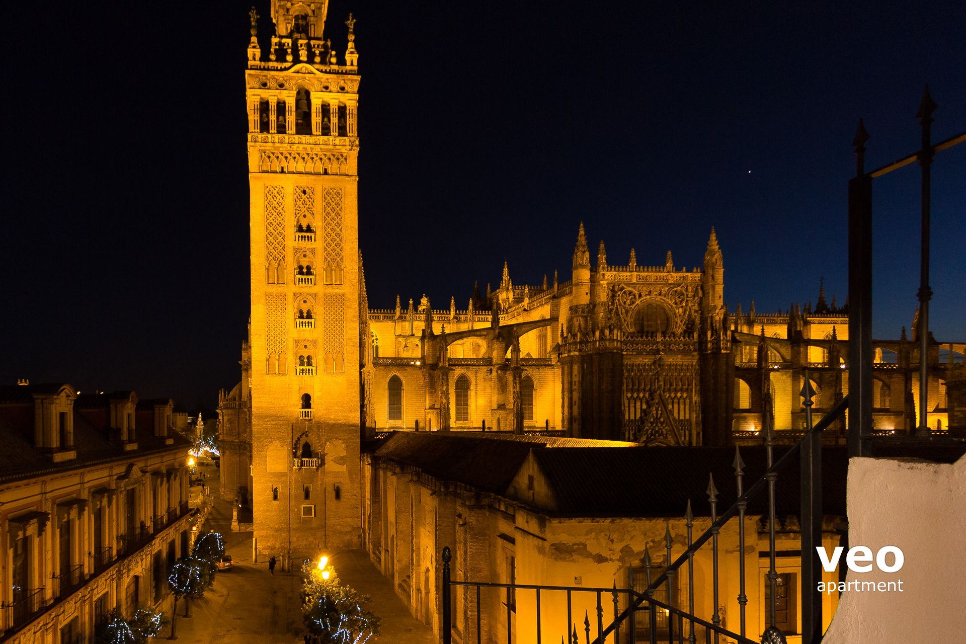 Seville Apartment Alemanes Street Seville Spain Catedral