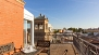 Sevilla Ferienwohnung - The terrace makes a wonderful spot to enjoy the sunset.