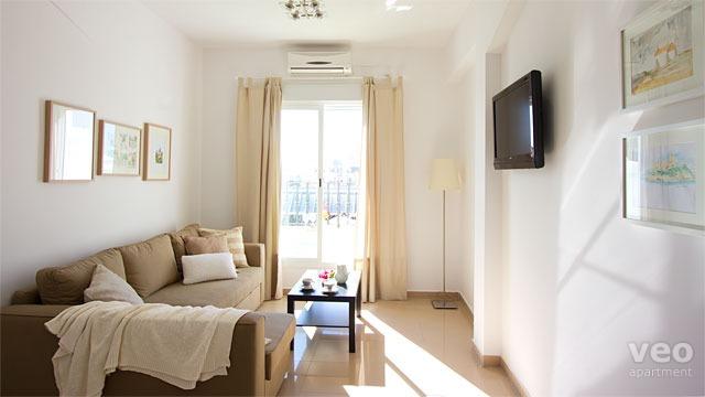 Appartement rue lara a s ville espagne lara a terrasse 3 for V encarnacion salon