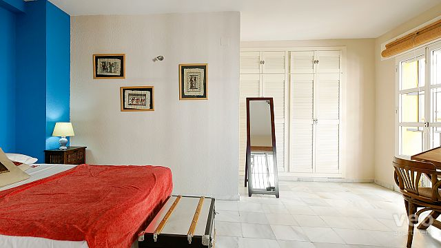 Rent vacation apartment in Seville Feijoo Street Seville