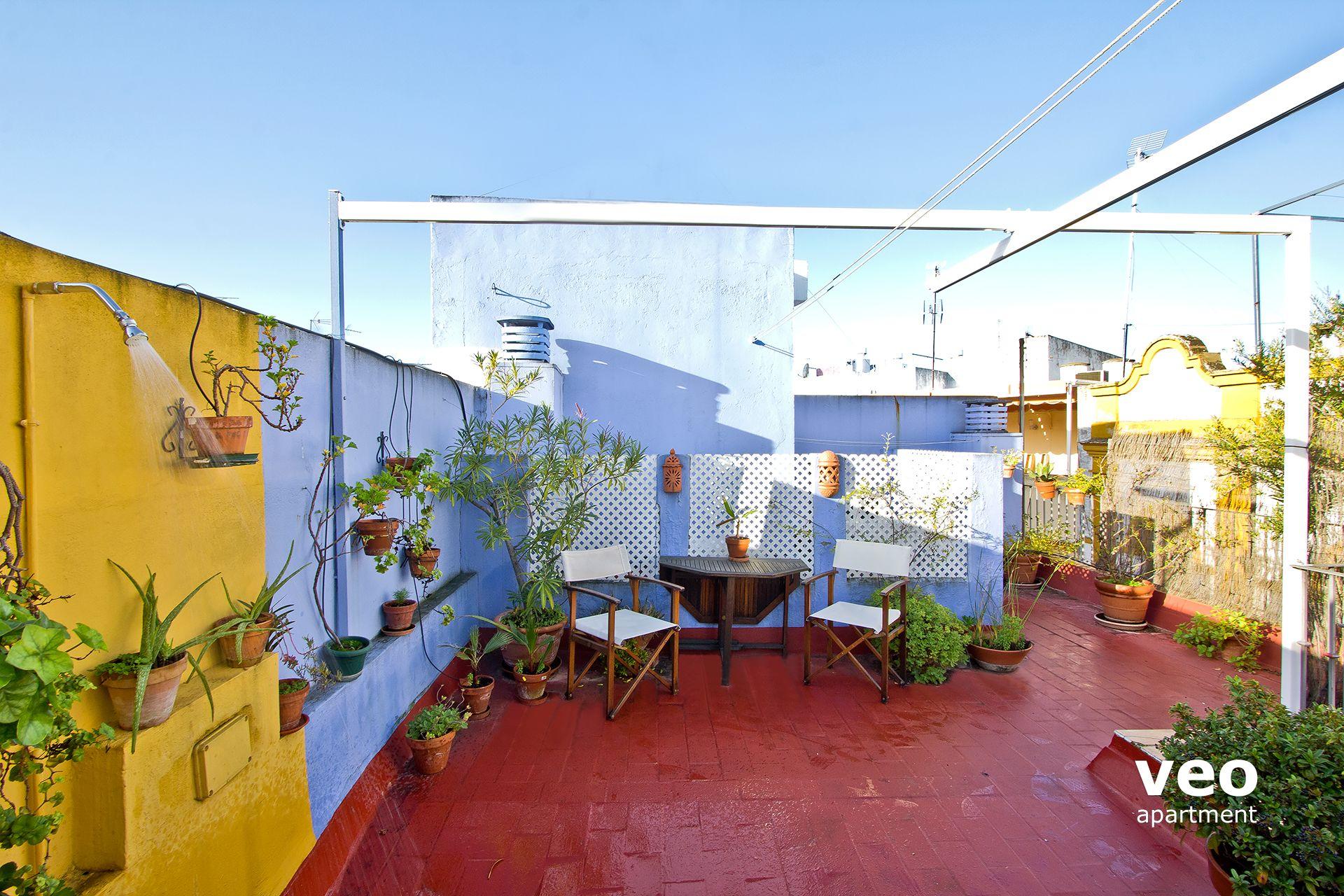 Sevilla apartmento calle feijoo sevilla espa a santa for Alquiler de apartamentos en sevilla para semana santa