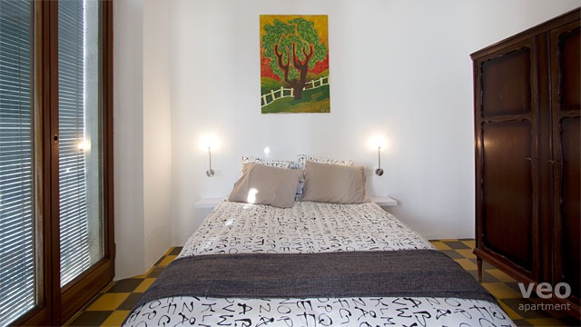 Rent vacation apartment in Seville Cruz de la Tinaja Street Seville