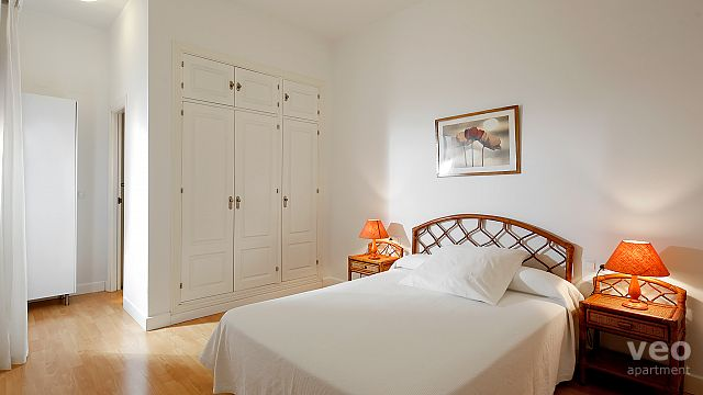 Rent vacation apartment in Seville Alejo Fernandez Street Seville