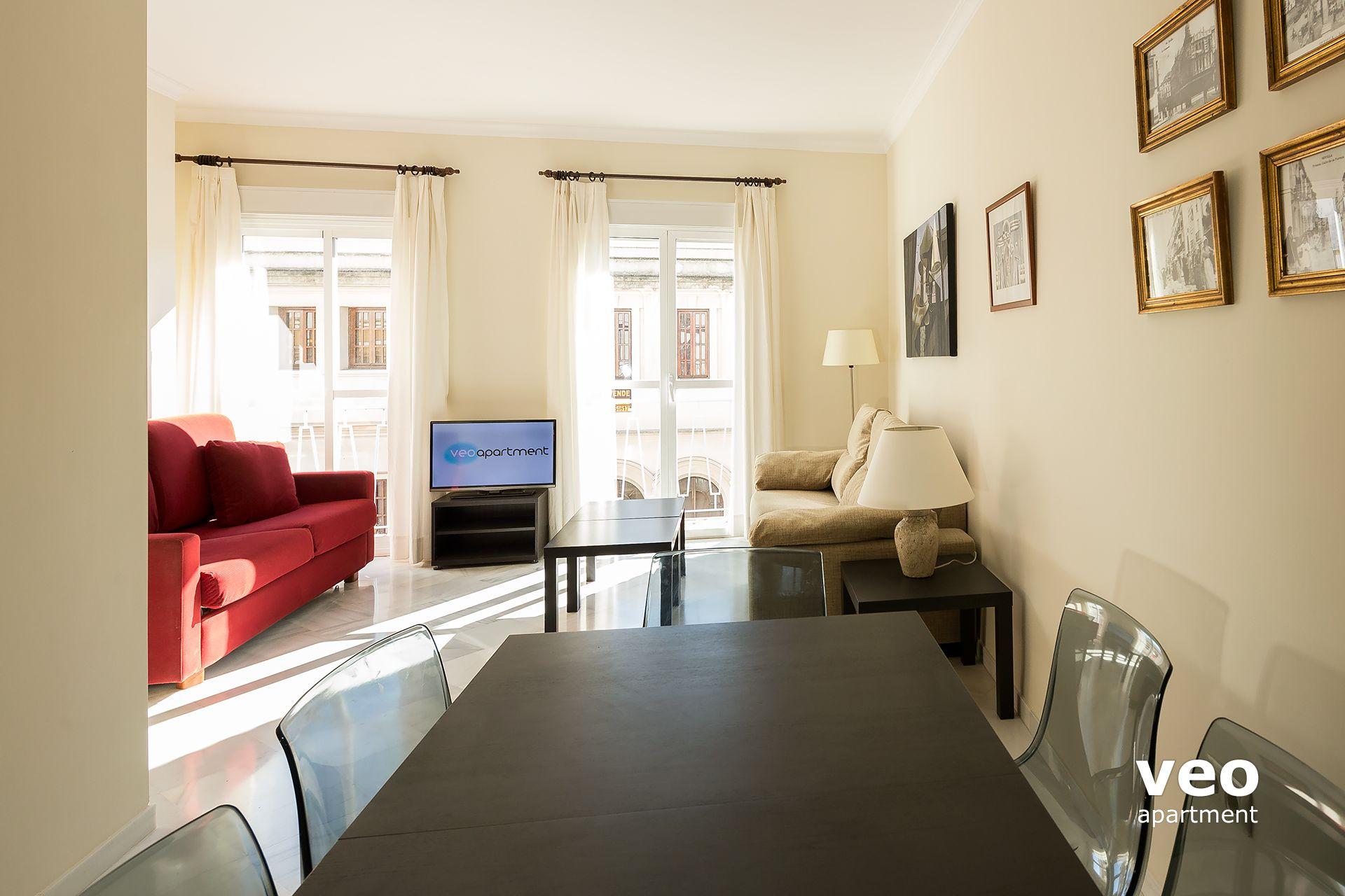 Appartement Rue Rioja Seville Espagne