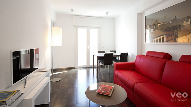 Rent vacacional apartment in Sevilla Calle Eslava Sevilla