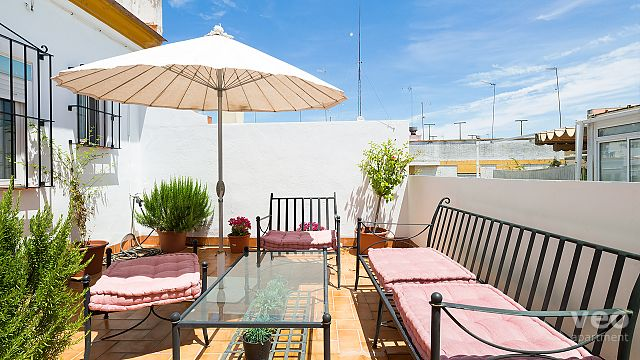 Rent vacation apartment in Seville Antón de la Cerda Street Seville