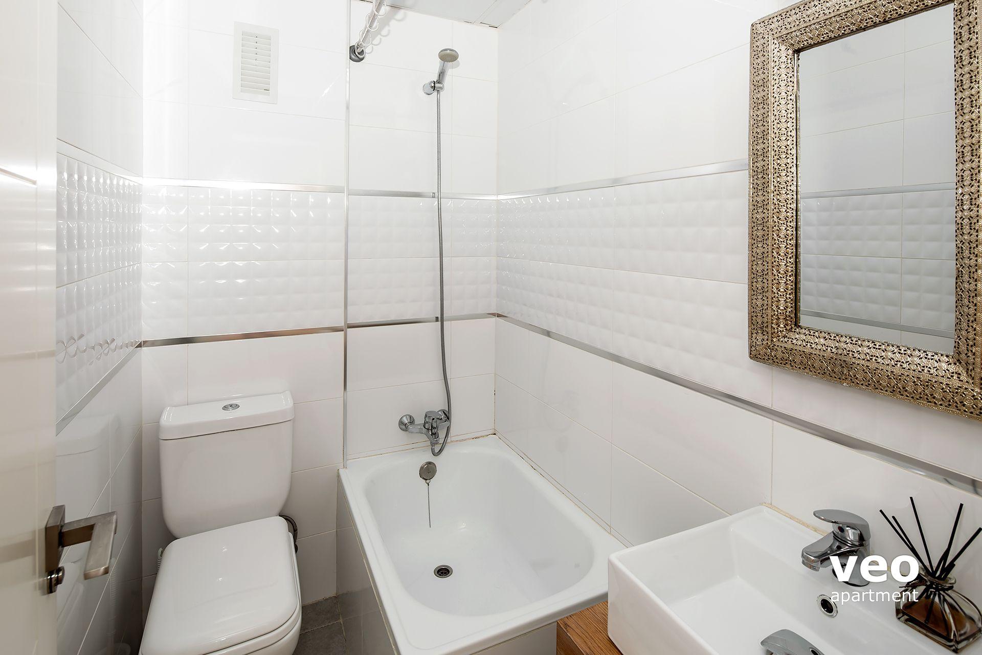 Meuble Salle De Bain Coktail Scandinave ~ Appartement Rue Ximenez De Enciso S Ville Espagne Ximenez De