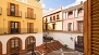 Seville Apartment - All main rooms have french windows with julienne balconies facing the courtyard of the house.