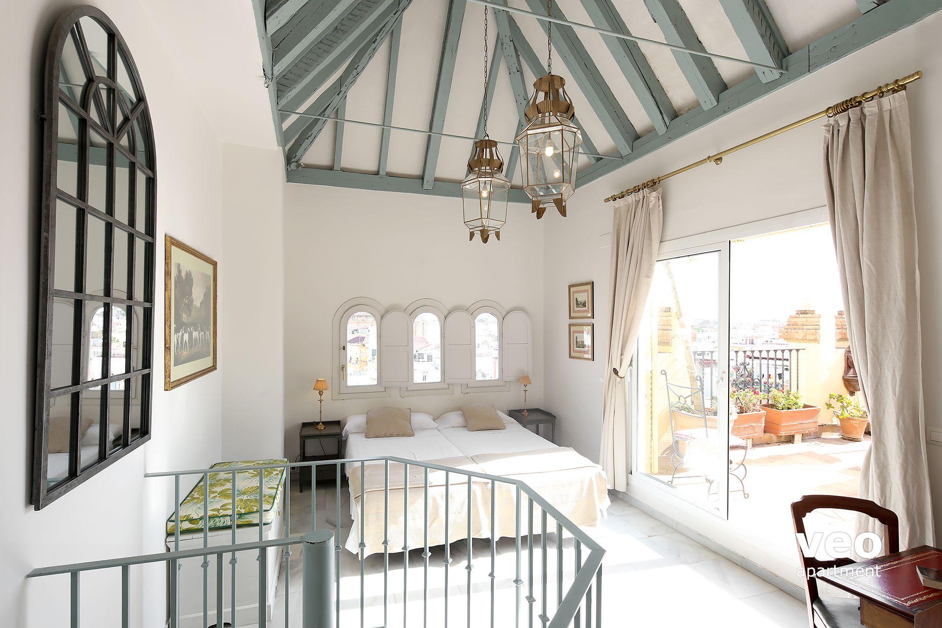Seville Apartment Cruz Verde Street Seville Spain