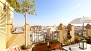 Seville Apartment - Terrace with plenty of sun and skyline views.