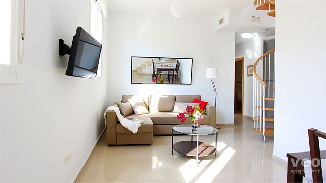 Rent vacation apartment in Seville Ensenada Street Seville