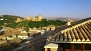Granada Ferienwohnung - View of the Alhambra from the rooftop (without access for apartment guests).