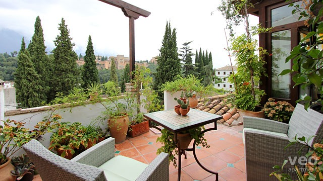 Rent vacacional apartment in Granada Calle Boli Granada