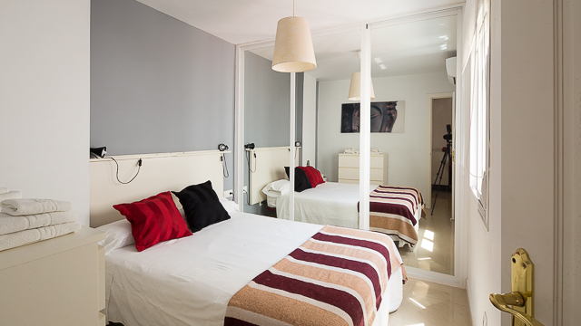 Rent vacation apartment in Seville Niño Ricardo Street Seville