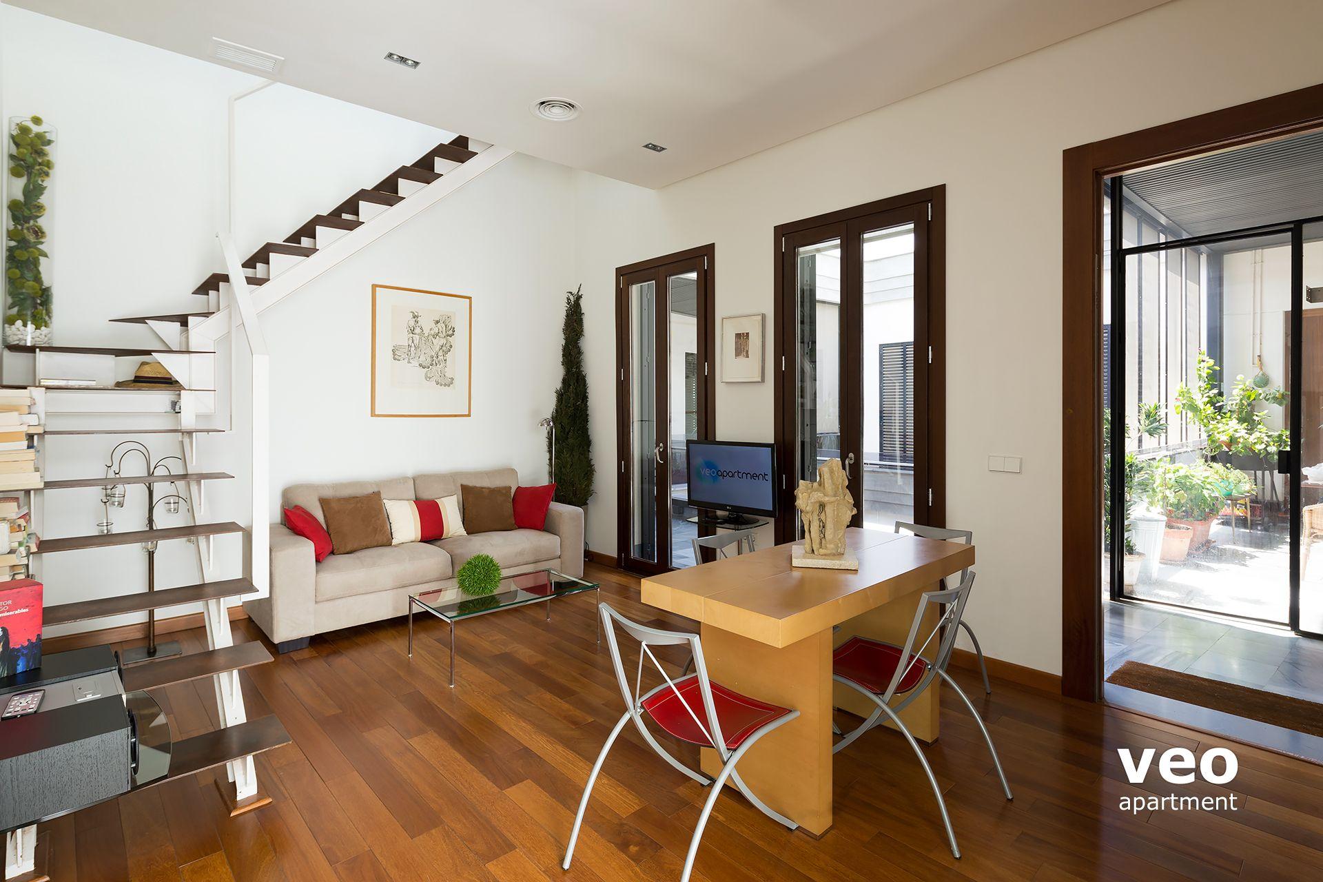 Apartment mieten Corral del Rey Strasse Sevilla Spanien   Corral Rey ...