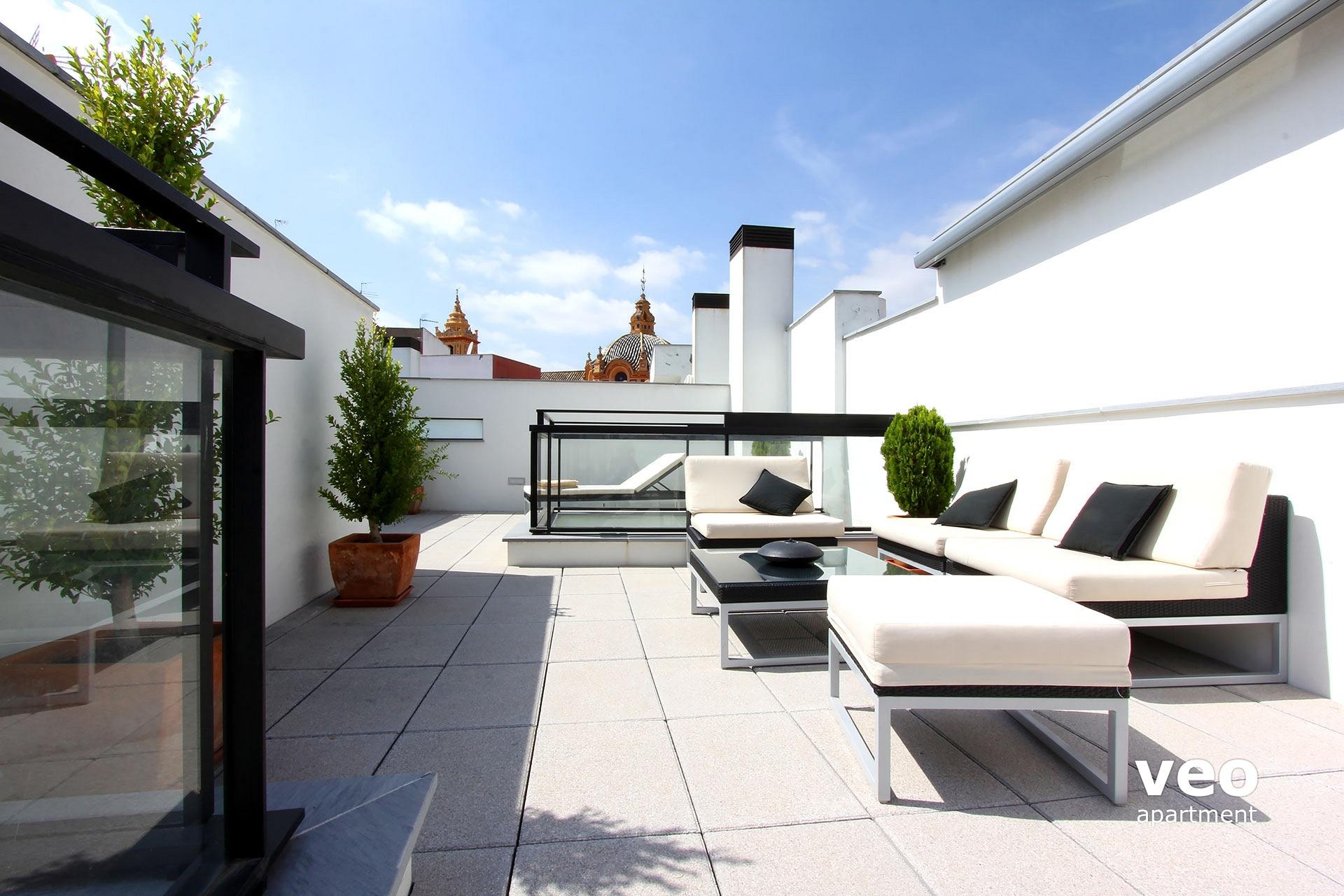 lounge sofa terrasse excellent terrasse verte living room. Black Bedroom Furniture Sets. Home Design Ideas