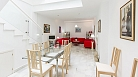 Accommodation Seville Pedro Miguel | Town-house with 4 bedrooms, 3 bathrooms, terrace