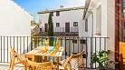 Accommodation Granada San José 5 Terrace | Duplex with 2 bedrooms, terrace and parking