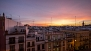 Seville Apartment - Sunrise view from the living room.