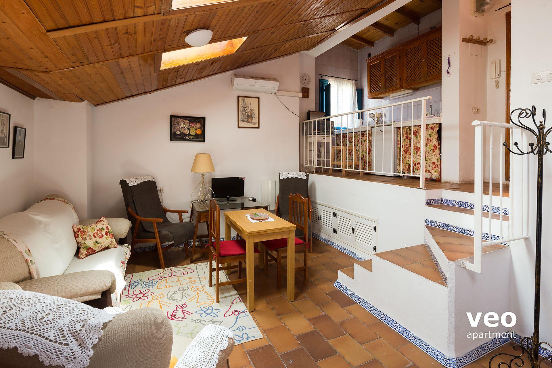 Sevilla apartmento calle relator sevilla espa a flores for Registro bienes muebles sevilla