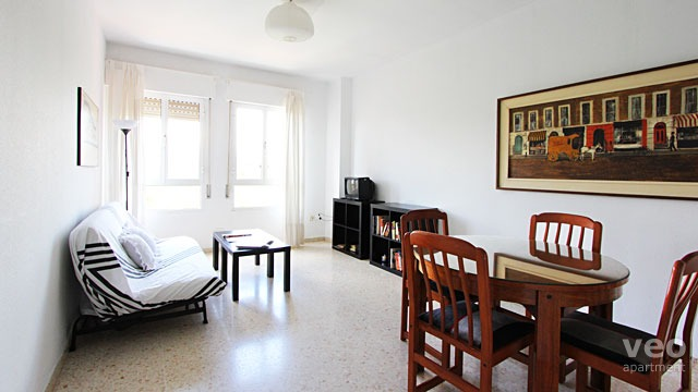 Rent vacation apartment in Seville Alameda de Hércules Square Seville
