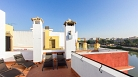 Ferienwohnung in Sevilla Casa Betis | 3 bedrooms, private terrace, river views