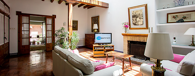 Seville rental apartment Monsalves | Wonderful stately town-house for 12 guests 0658