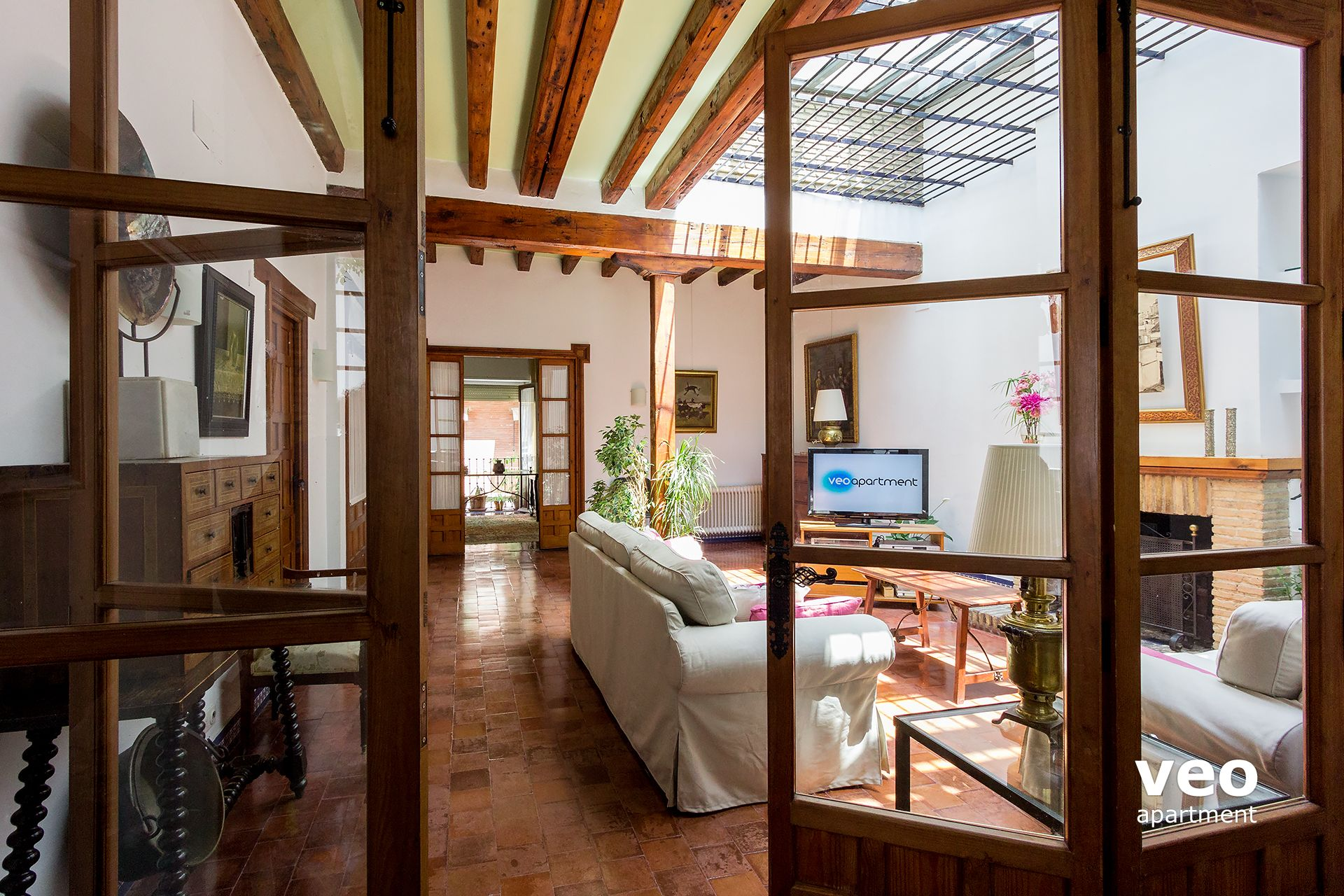 Seville Apartment Monsalves Street Seville Spain