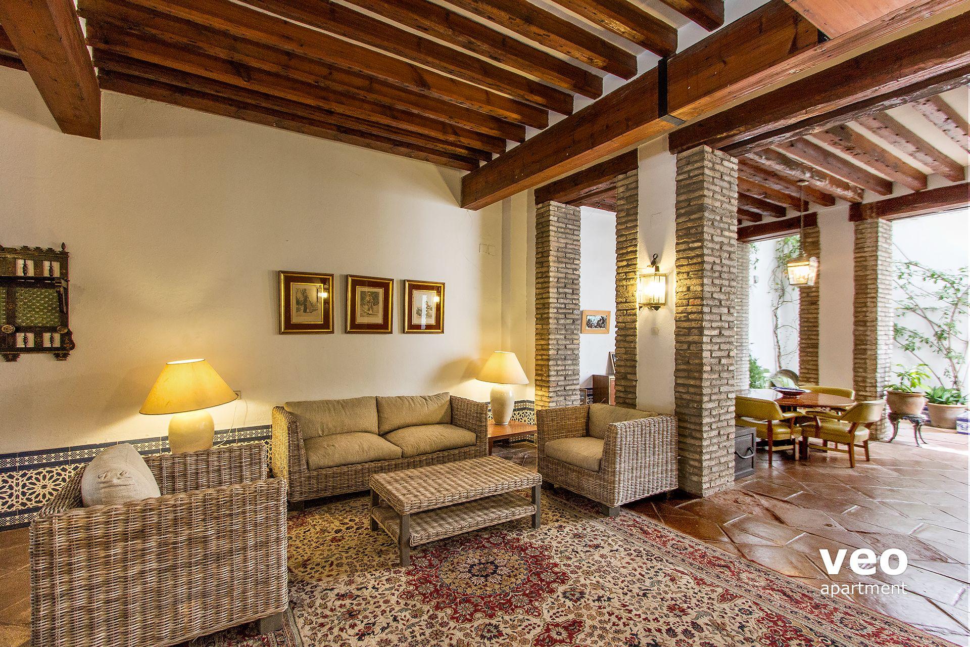 Seville Apartment Monsalves Street Seville Spain