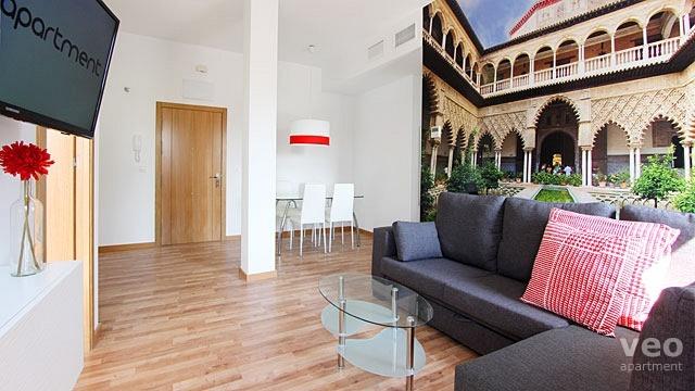 Appartement rue lara a s ville espagne lara a 5 4 for V encarnacion salon