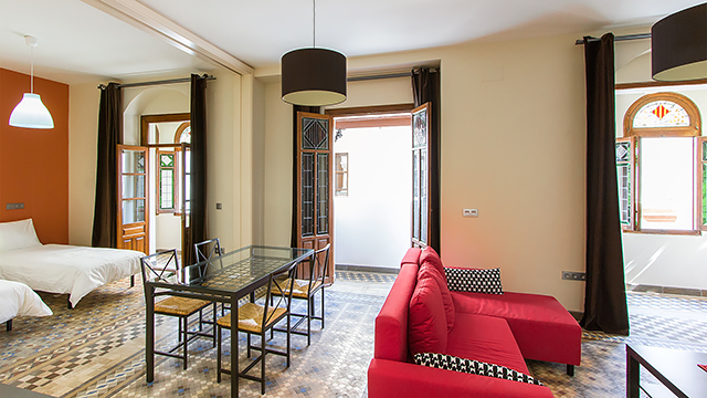 Rent vacation apartment in Seville Sierpes Street Seville