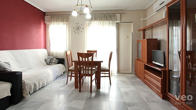 Rent vacation apartment in Seville Santa Ana Street Seville