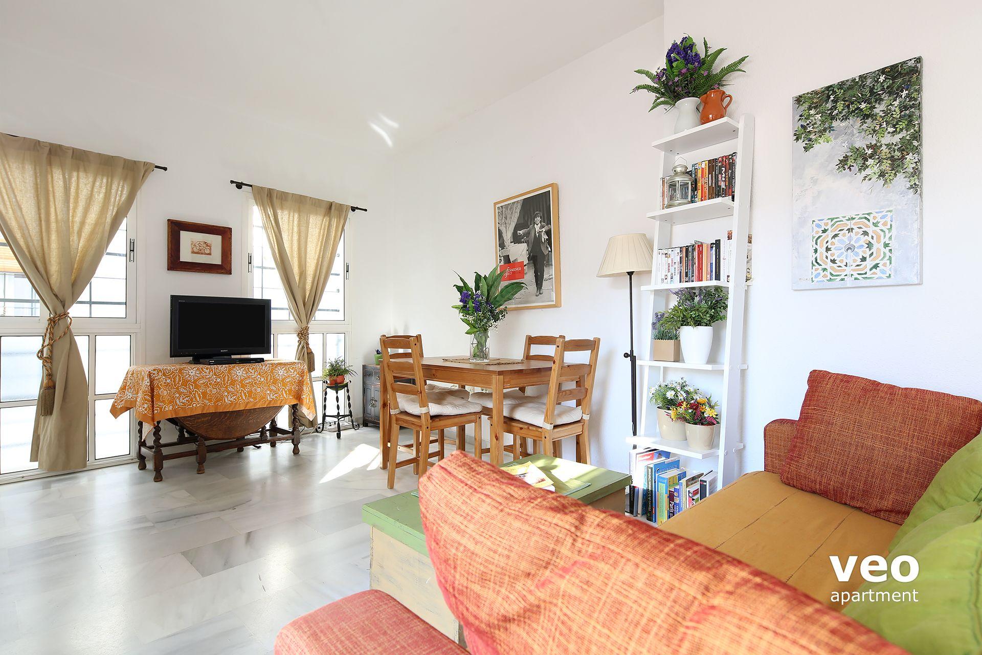 Apartment mieten San Isidoro Strasse Sevilla Spanien | San ...