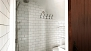 Sevilla Apartamento - Bathroom with a walk-in shower, washbasin and w.c.