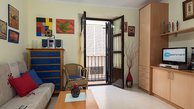 Rent vacacional apartment in Sevilla Calle Infantes Sevilla