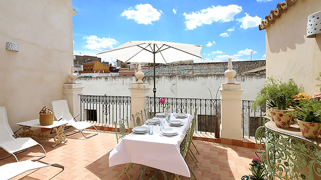Rent vacacional apartment in Sevilla Calle Quintana Sevilla