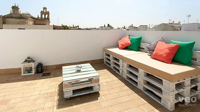 Rent vacation apartment in Seville Alberto Lista Street Seville
