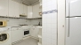 Sevilla Apartamento - Kitchen well-equipped with utensils and appliances. With oven and washing-machine.