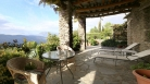 Accommodation Alpujarras Pórtugos Terrace 1 | Mountain apartment with terrace and gardens
