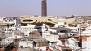 Seville Apartment - View of the Metropol Parasol, located at Plaza de la Encarnaci�n.