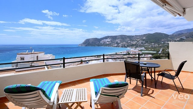 Rent vacation apartment in La Herradura Maravillas Norte Street La Herradura