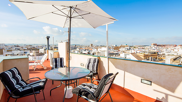 Rent vacacional apartment in Sevilla Calle Guadiana Sevilla